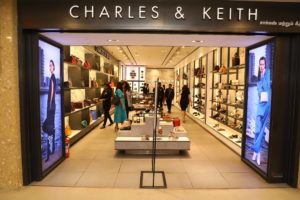 Charles & Keith Launches Their Wedding And Festive Collection @ Express Avenue Mall